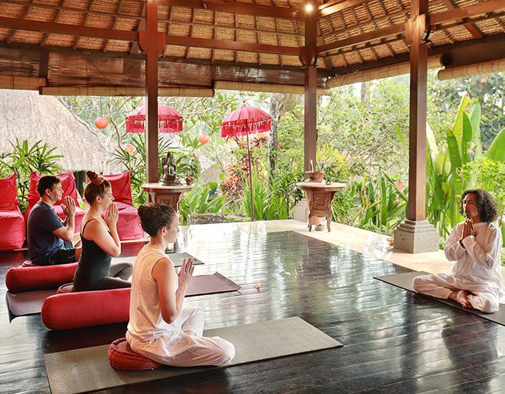 Sukhavati Retreat